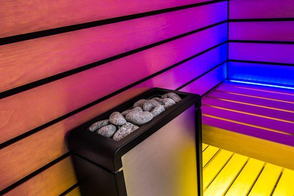 équipements sauna poêle chaleur humide en région Lilloise 59 Nord