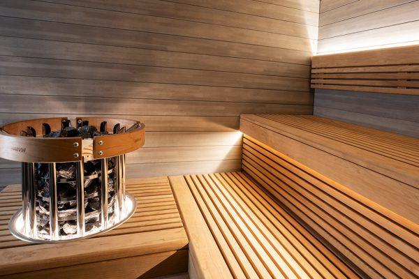 Fabricant sauna Finlande Relaxant Lille 59