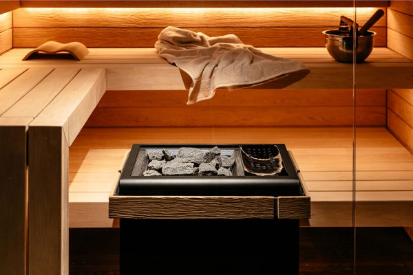 Installation Sauna thérapeutique professionnel