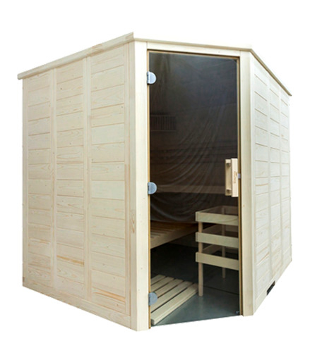 Sauna d'interieur Lahti easy Douai 59