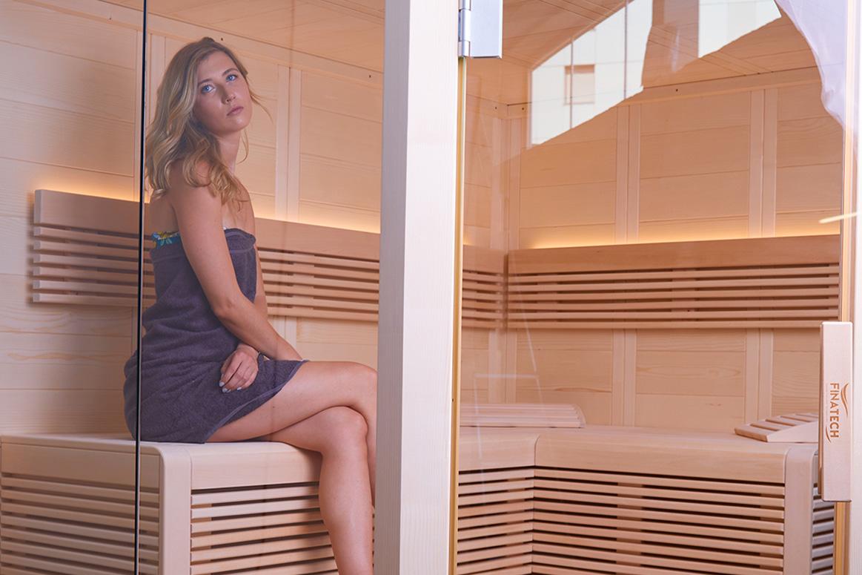 Vente installation kit sauna Lille Arras Nord Pas-de-calais
