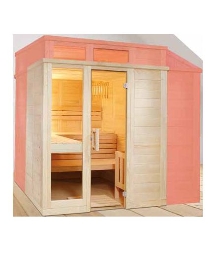 Vente sauna sur mesure Nord 59 Pas-de-Calais 62