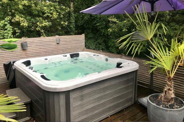 Livraison installation Spas bain tourbillon Arras Douai Bethune Lens