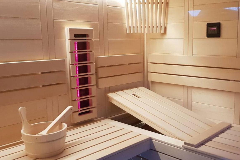 Panneaux Rayonnant Cabine infrarouge sauna