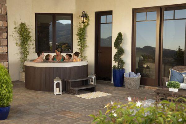 Vente bain à bulles massage pas cher jacuzzi La Bassé Lorgie Nord 59