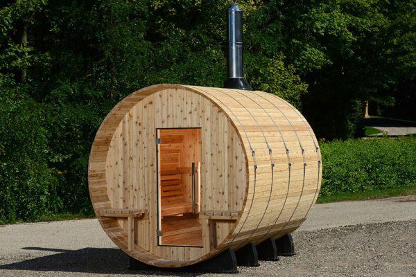 Vente de sauna Tonneau Nord Pas de Calais