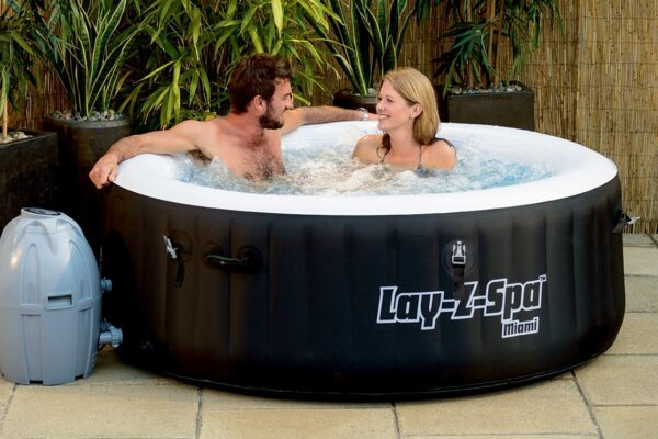 Spa promo Lazy spa gonflable
